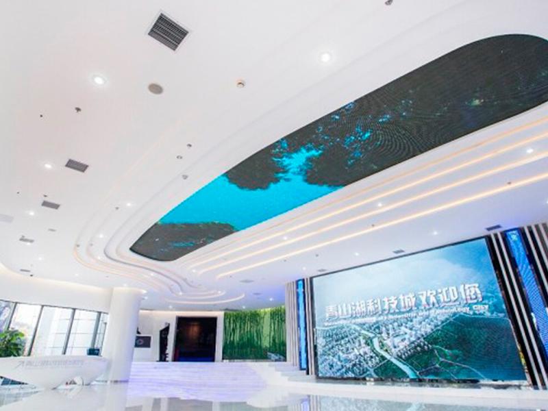 科技城展览馆